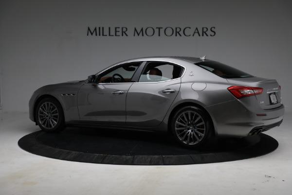 New 2018 Maserati Ghibli S Q4 for sale Sold at McLaren Greenwich in Greenwich CT 06830 4
