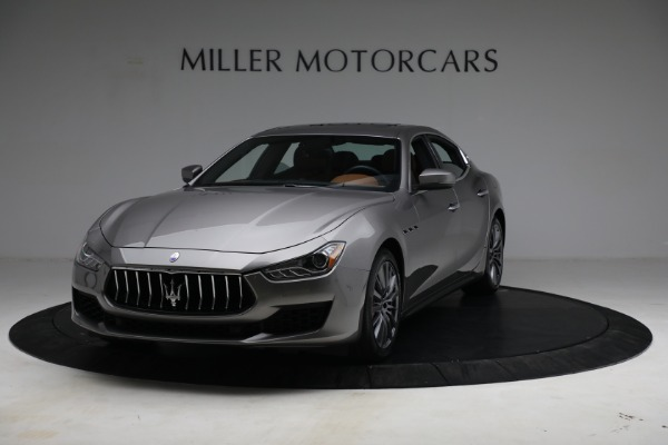 Used 2018 Maserati Ghibli S Q4 for sale $54,900 at McLaren Greenwich in Greenwich CT 06830 1