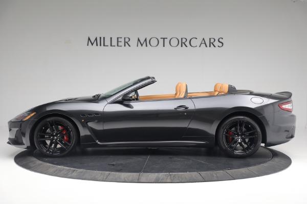 New 2018 Maserati GranTurismo MC Convertible for sale Sold at McLaren Greenwich in Greenwich CT 06830 3