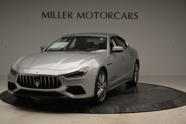 New 2018 Maserati Ghibli S Q4 Gransport for sale Sold at McLaren Greenwich in Greenwich CT 06830 1