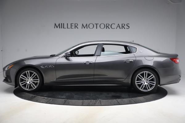 Used 2018 Maserati Quattroporte S Q4 GranLusso for sale $65,900 at McLaren Greenwich in Greenwich CT 06830 3