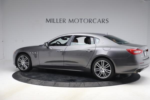 Used 2018 Maserati Quattroporte S Q4 GranLusso for sale $65,900 at McLaren Greenwich in Greenwich CT 06830 4
