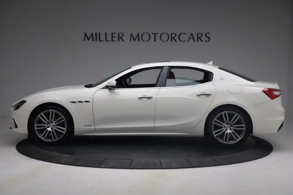 Used 2018 Maserati Ghibli S Q4 GranSport for sale $55,900 at McLaren Greenwich in Greenwich CT 06830 3