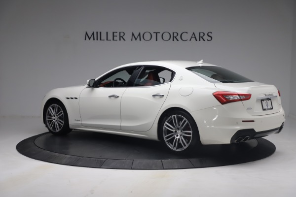 Used 2018 Maserati Ghibli S Q4 GranSport for sale $55,900 at McLaren Greenwich in Greenwich CT 06830 4