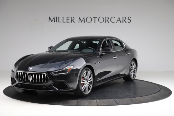 Used 2018 Maserati Ghibli S Q4 Gransport for sale $55,900 at McLaren Greenwich in Greenwich CT 06830 2
