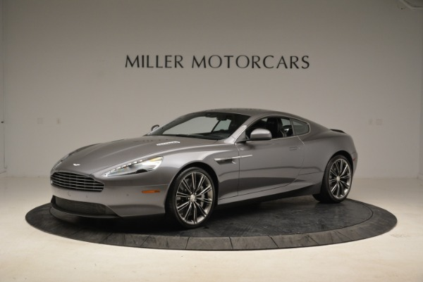 Used 2015 Aston Martin DB9 for sale Sold at McLaren Greenwich in Greenwich CT 06830 2