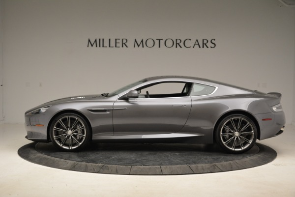 Used 2015 Aston Martin DB9 for sale Sold at McLaren Greenwich in Greenwich CT 06830 3