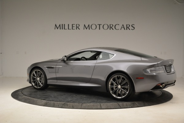 Used 2015 Aston Martin DB9 for sale Sold at McLaren Greenwich in Greenwich CT 06830 4