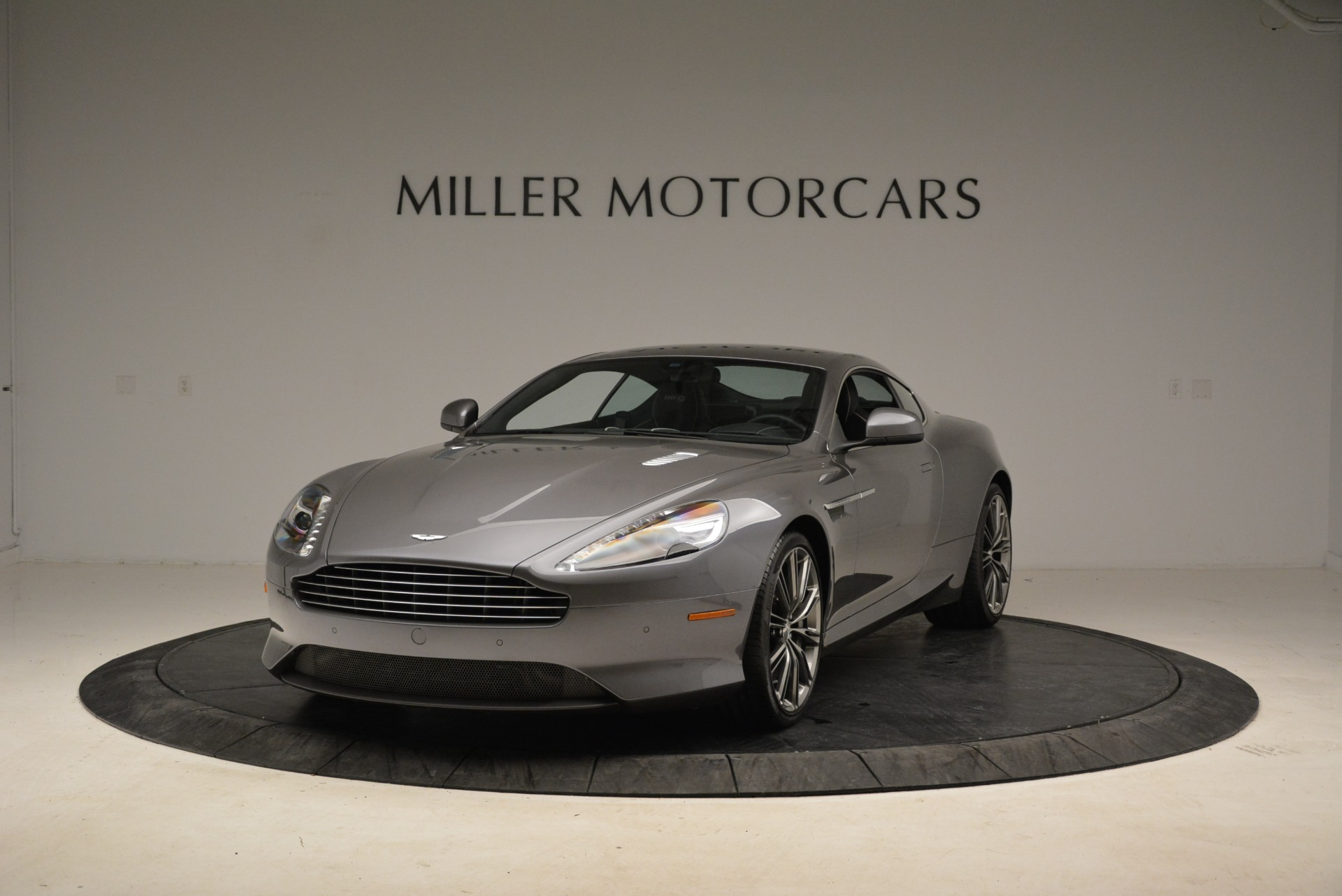 Used 2015 Aston Martin DB9 for sale Sold at McLaren Greenwich in Greenwich CT 06830 1