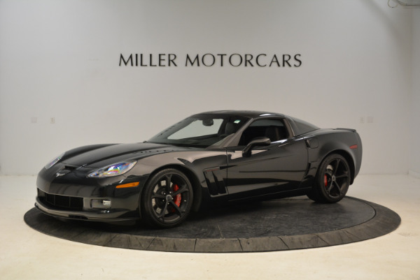 Used 2012 Chevrolet Corvette Z16 Grand Sport for sale Sold at McLaren Greenwich in Greenwich CT 06830 2