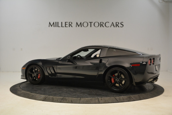 Used 2012 Chevrolet Corvette Z16 Grand Sport for sale Sold at McLaren Greenwich in Greenwich CT 06830 4