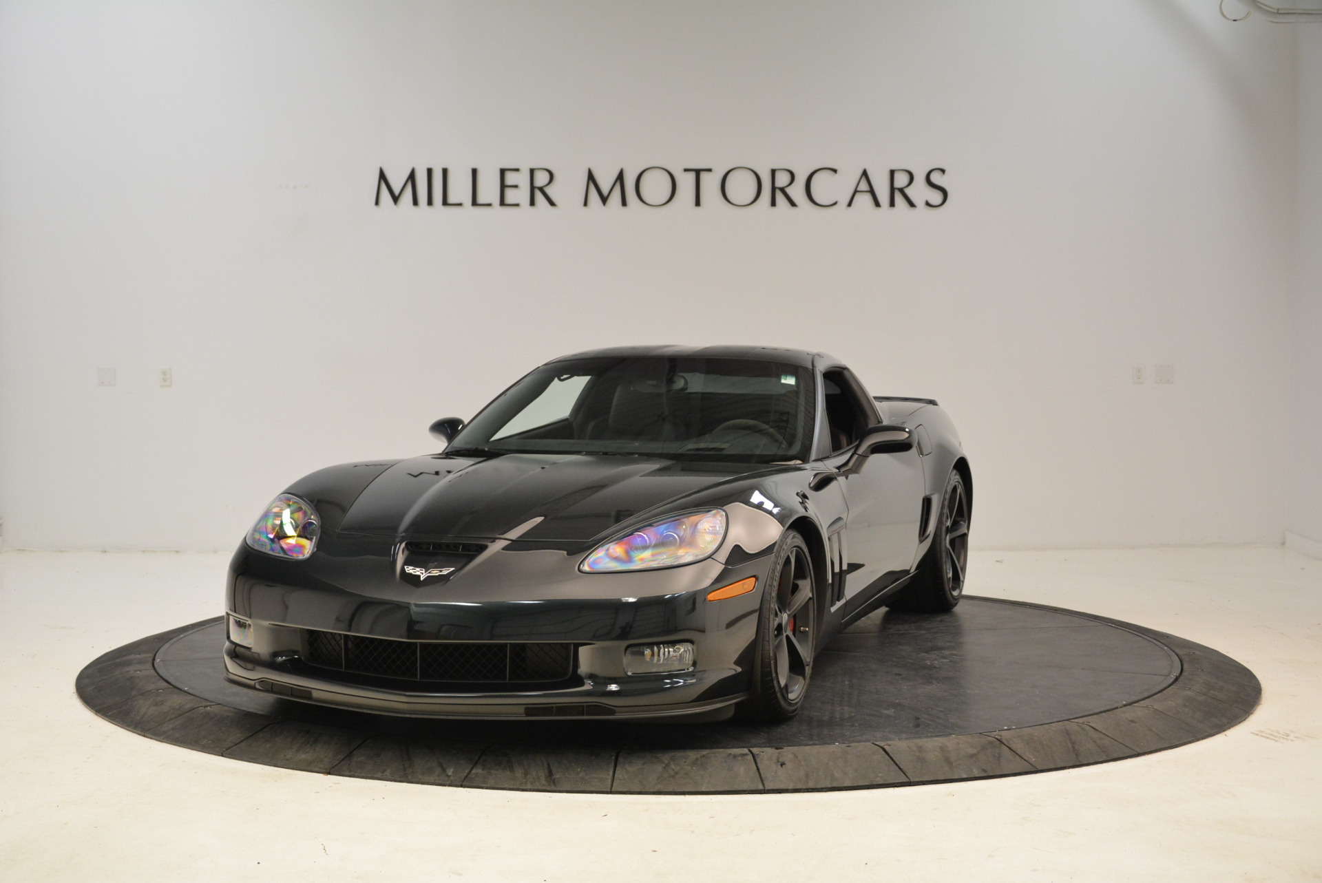 Used 2012 Chevrolet Corvette Z16 Grand Sport for sale Sold at McLaren Greenwich in Greenwich CT 06830 1