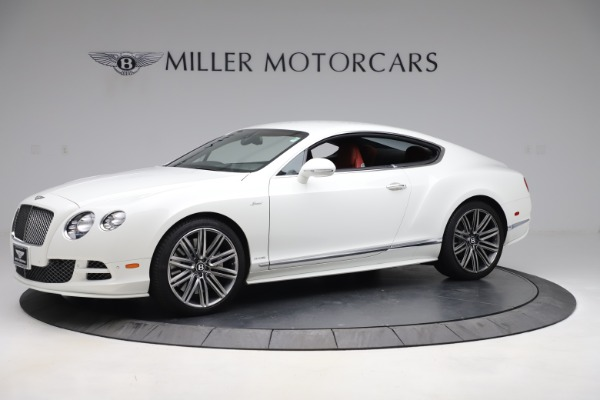 Used 2015 Bentley Continental GT Speed for sale Sold at McLaren Greenwich in Greenwich CT 06830 2