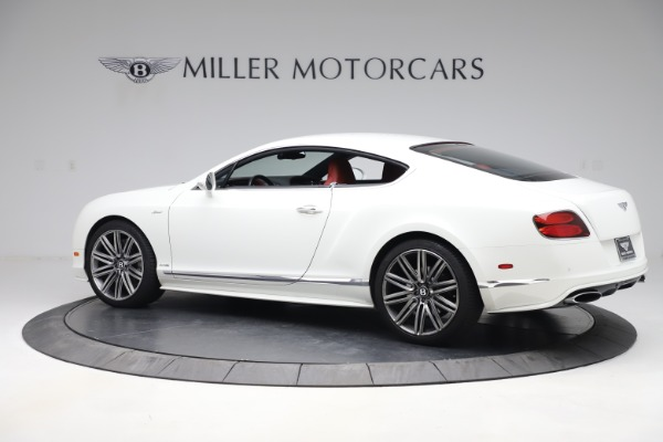 Used 2015 Bentley Continental GT Speed for sale Sold at McLaren Greenwich in Greenwich CT 06830 4