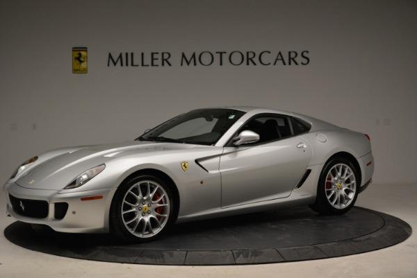 Used 2010 Ferrari 599 GTB Fiorano for sale Sold at McLaren Greenwich in Greenwich CT 06830 2