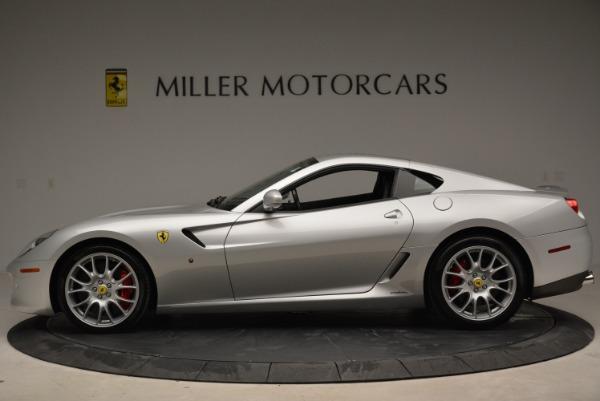 Used 2010 Ferrari 599 GTB Fiorano for sale Sold at McLaren Greenwich in Greenwich CT 06830 3