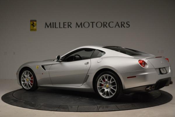 Used 2010 Ferrari 599 GTB Fiorano for sale Sold at McLaren Greenwich in Greenwich CT 06830 4