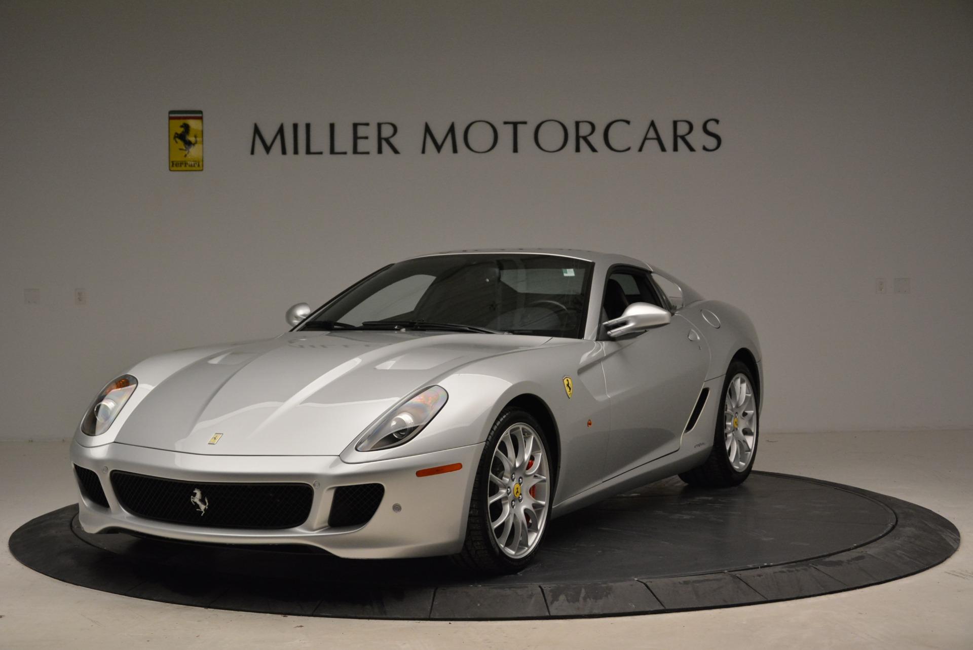 Used 2010 Ferrari 599 GTB Fiorano for sale Sold at McLaren Greenwich in Greenwich CT 06830 1