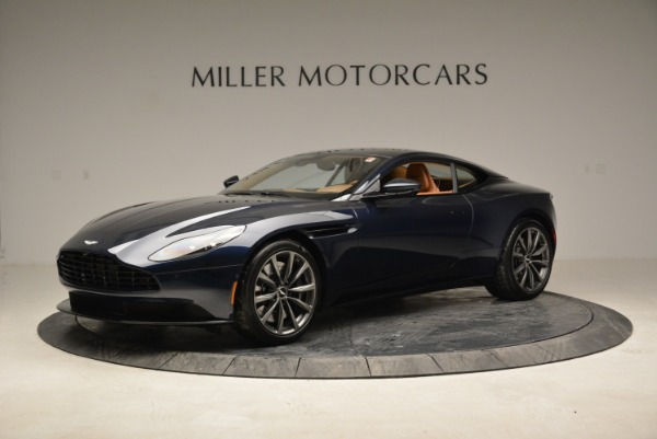 New 2018 Aston Martin DB11 V8 for sale Sold at McLaren Greenwich in Greenwich CT 06830 2