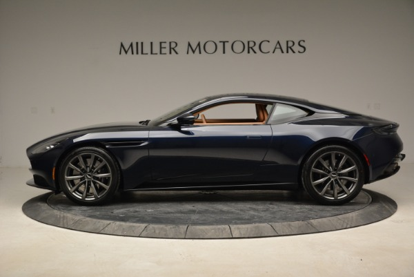 New 2018 Aston Martin DB11 V8 for sale Sold at McLaren Greenwich in Greenwich CT 06830 3