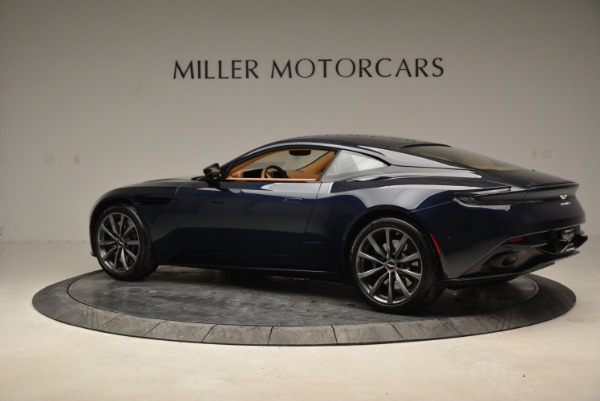 New 2018 Aston Martin DB11 V8 for sale Sold at McLaren Greenwich in Greenwich CT 06830 4