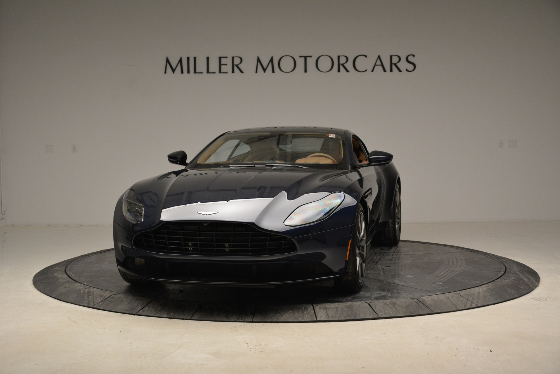 New 2018 Aston Martin DB11 V8 for sale Sold at McLaren Greenwich in Greenwich CT 06830 1