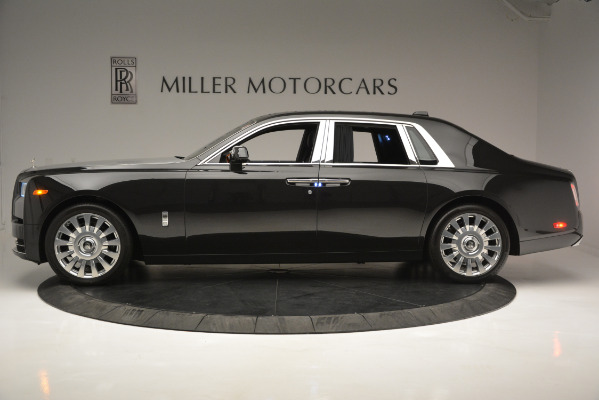 Used 2018 Rolls-Royce Phantom for sale Sold at McLaren Greenwich in Greenwich CT 06830 2