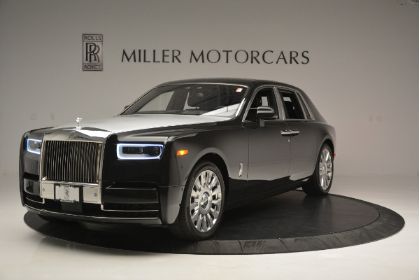 Used 2018 Rolls-Royce Phantom for sale Sold at McLaren Greenwich in Greenwich CT 06830 1