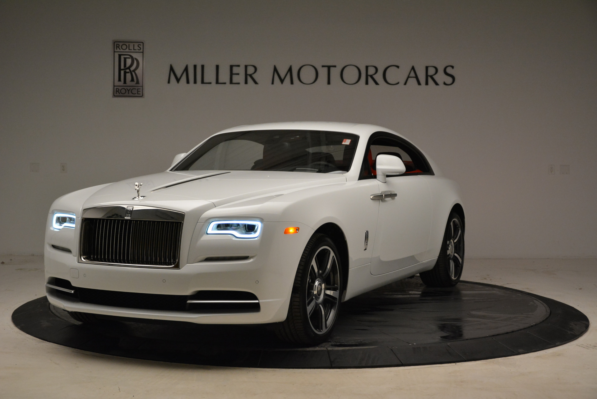 New 2018 Rolls-Royce Wraith for sale Sold at McLaren Greenwich in Greenwich CT 06830 1
