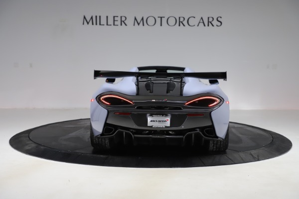 Used 2018 McLaren 570S Spider for sale $167,900 at McLaren Greenwich in Greenwich CT 06830 4