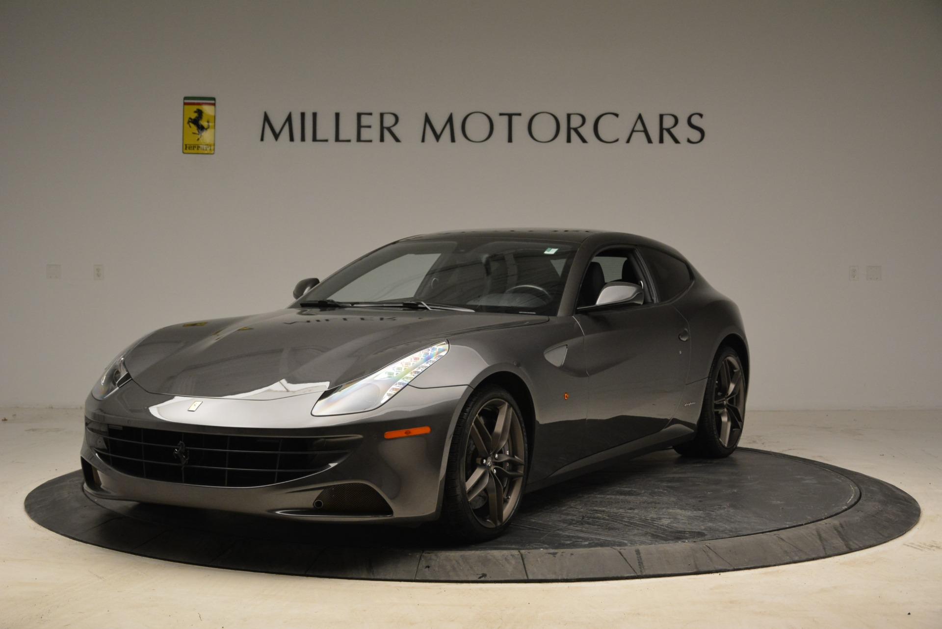 Used 2013 Ferrari FF for sale Sold at McLaren Greenwich in Greenwich CT 06830 1