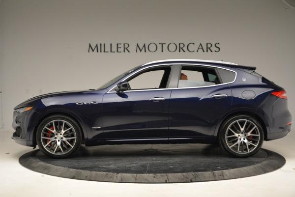 New 2018 Maserati Levante S Q4 GranLusso for sale Sold at McLaren Greenwich in Greenwich CT 06830 4