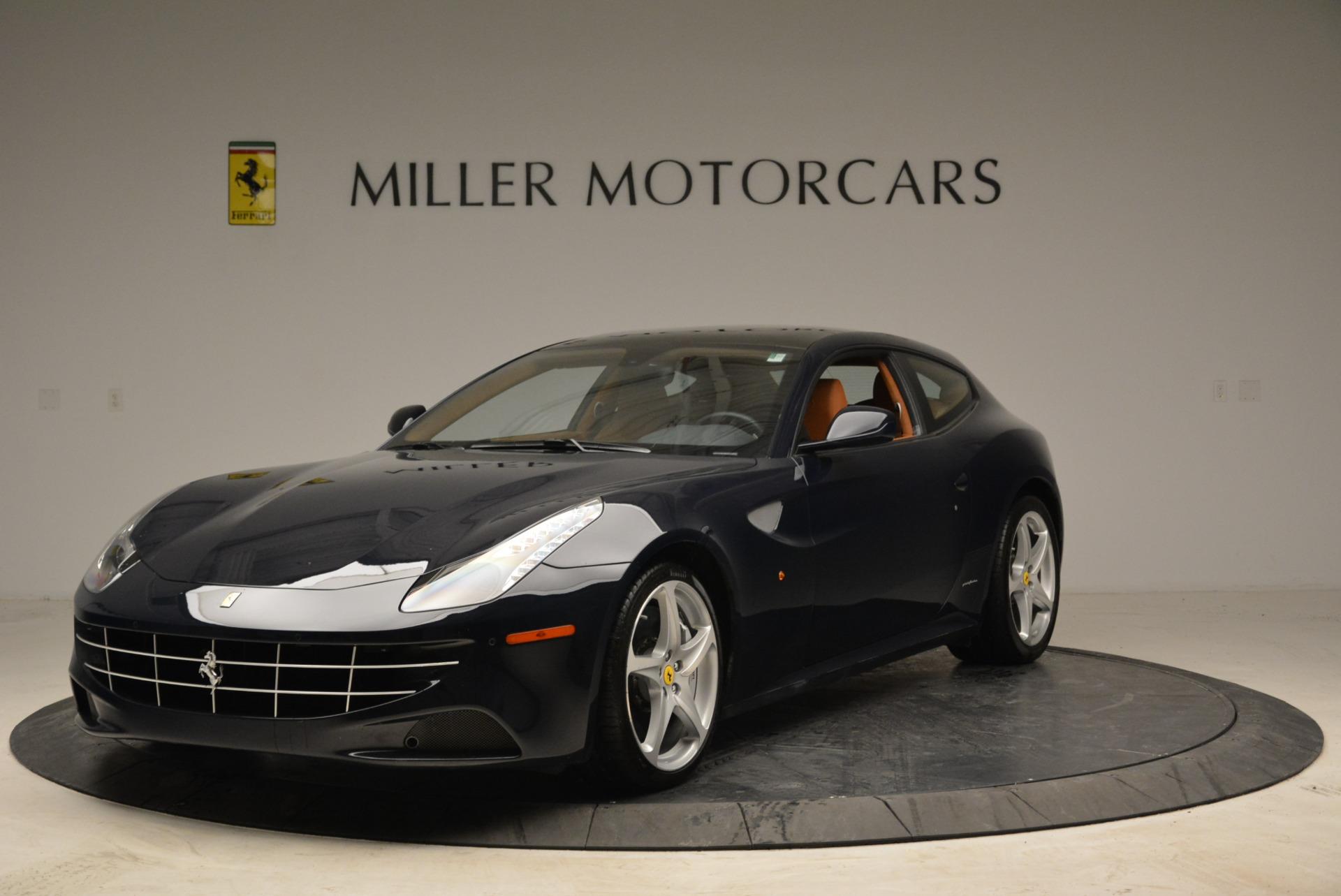 Used 2014 Ferrari FF for sale Sold at McLaren Greenwich in Greenwich CT 06830 1