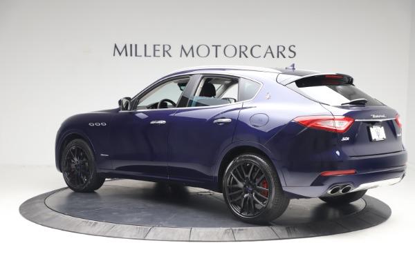 Used 2018 Maserati Levante S Q4 GranLusso for sale $67,900 at McLaren Greenwich in Greenwich CT 06830 4
