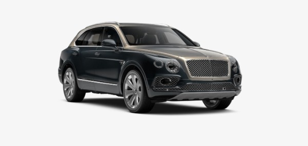 New 2018 Bentley Bentayga Mulliner for sale Sold at McLaren Greenwich in Greenwich CT 06830 1