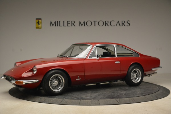 Used 1969 Ferrari 365 GT 2+2 for sale Sold at McLaren Greenwich in Greenwich CT 06830 2