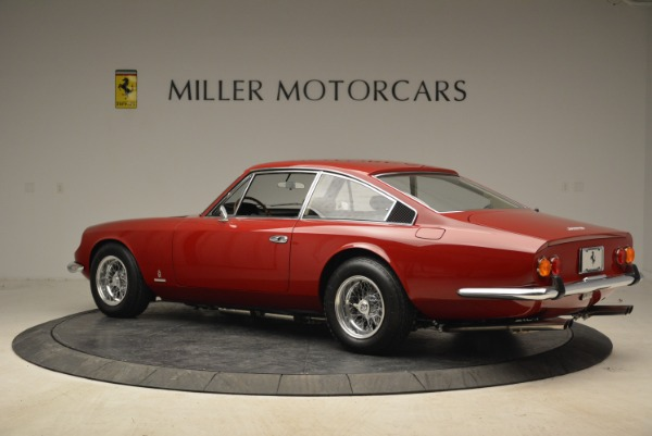 Used 1969 Ferrari 365 GT 2+2 for sale Sold at McLaren Greenwich in Greenwich CT 06830 4