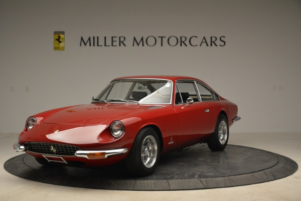 Used 1969 Ferrari 365 GT 2+2 for sale Sold at McLaren Greenwich in Greenwich CT 06830 1