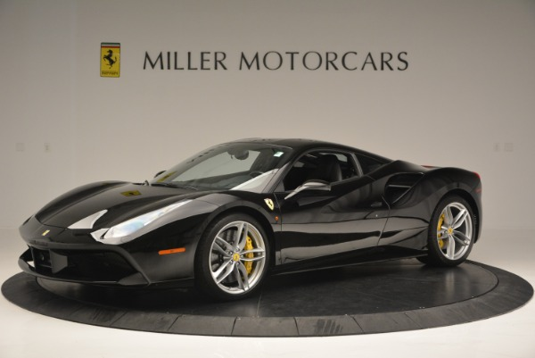 Used 2016 Ferrari 488 GTB for sale Sold at McLaren Greenwich in Greenwich CT 06830 2