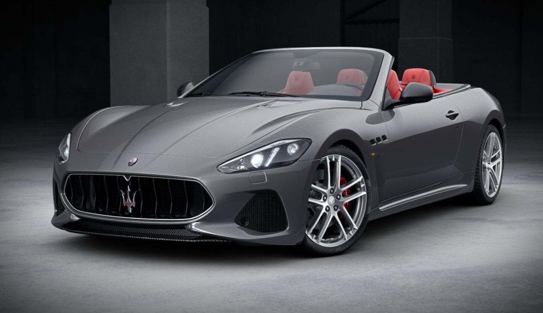New 2018 Maserati GranTurismo MC Convertible for sale Sold at McLaren Greenwich in Greenwich CT 06830 1