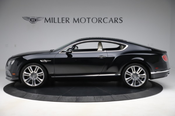 Used 2016 Bentley Continental GT W12 for sale $129,900 at McLaren Greenwich in Greenwich CT 06830 3