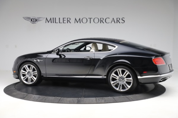 Used 2016 Bentley Continental GT W12 for sale $129,900 at McLaren Greenwich in Greenwich CT 06830 4