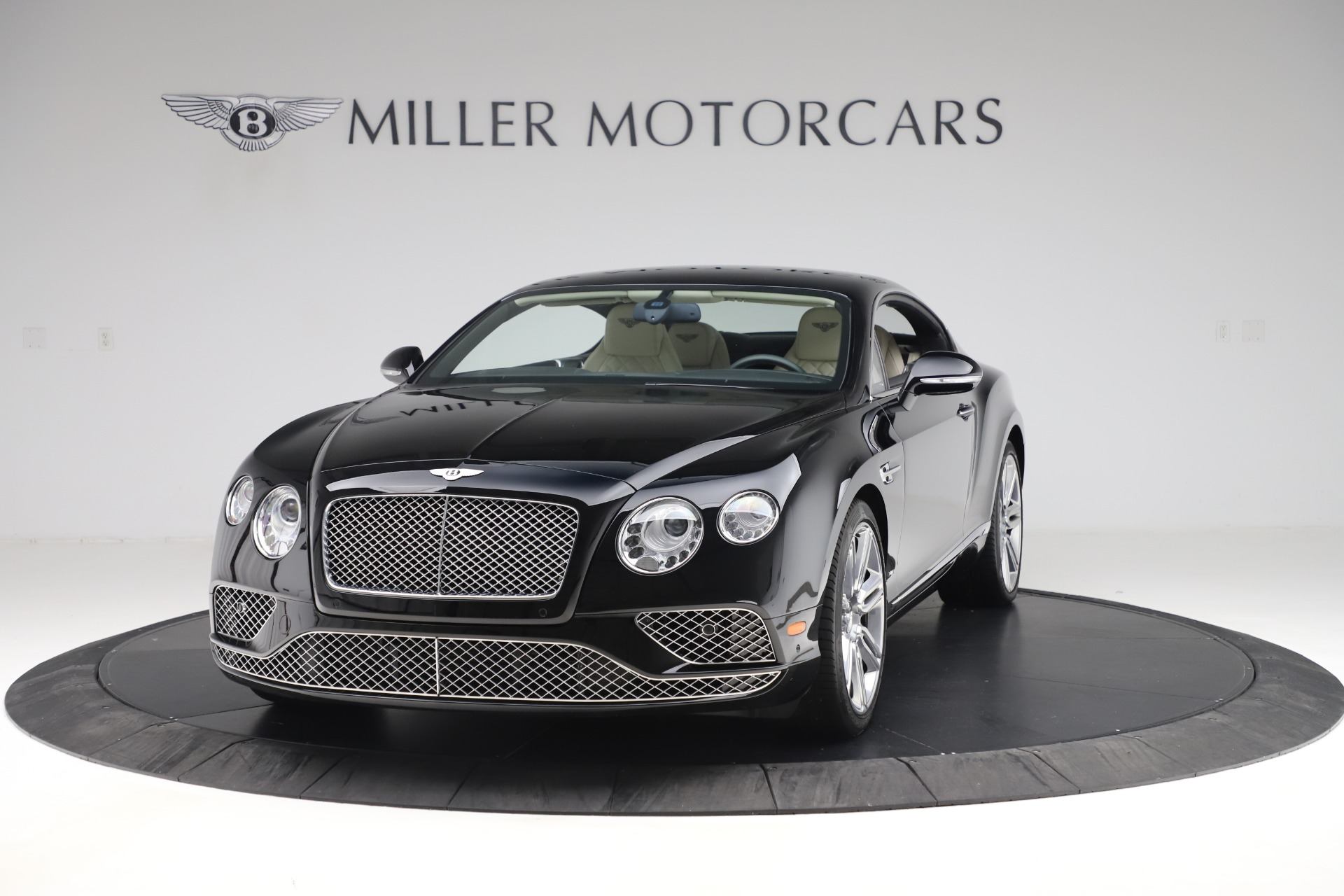 Used 2016 Bentley Continental GT W12 for sale $129,900 at McLaren Greenwich in Greenwich CT 06830 1