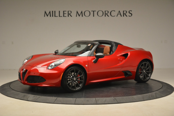 New 2018 Alfa Romeo 4C Spider for sale Sold at McLaren Greenwich in Greenwich CT 06830 3