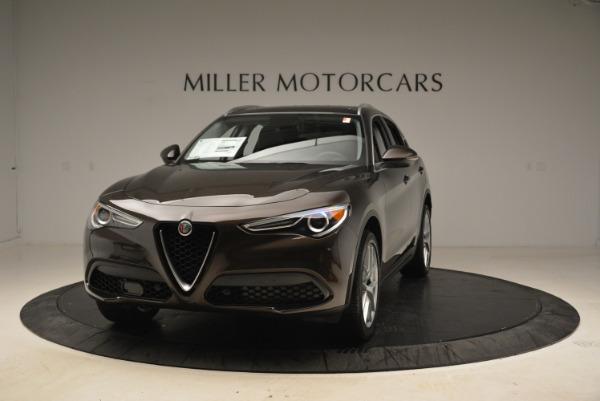 New 2018 Alfa Romeo Stelvio Ti Q4 for sale Sold at McLaren Greenwich in Greenwich CT 06830 1