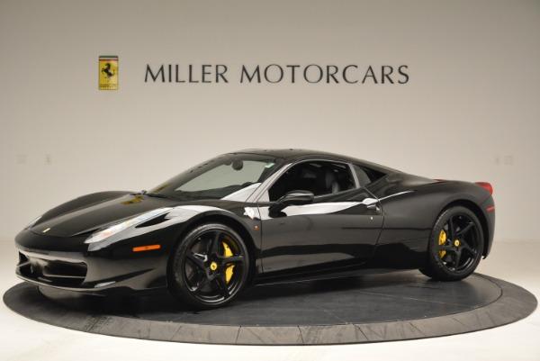 Used 2011 Ferrari 458 Italia for sale Sold at McLaren Greenwich in Greenwich CT 06830 2