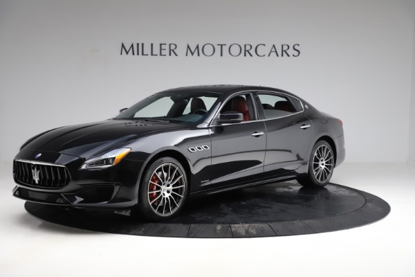 New 2018 Maserati Quattroporte S Q4 GranSport for sale Sold at McLaren Greenwich in Greenwich CT 06830 2