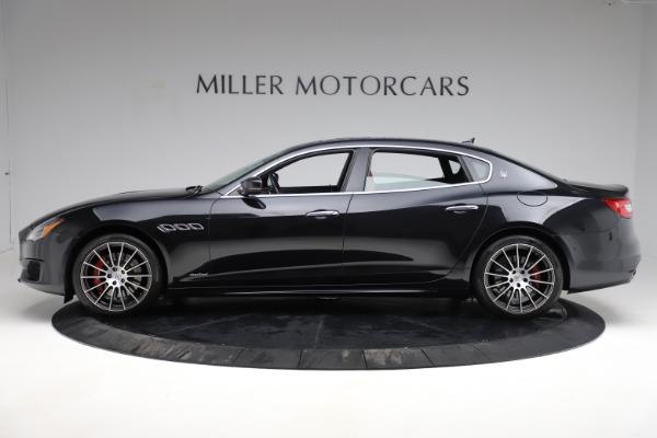 Used 2018 Maserati Quattroporte S Q4 GranSport for sale $67,900 at McLaren Greenwich in Greenwich CT 06830 3