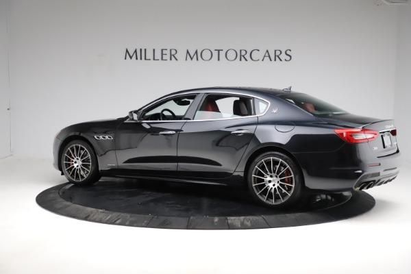 Used 2018 Maserati Quattroporte S Q4 GranSport for sale $67,900 at McLaren Greenwich in Greenwich CT 06830 4