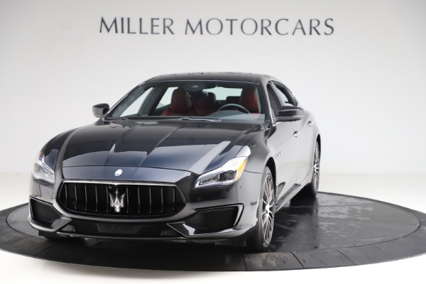 New 2018 Maserati Quattroporte S Q4 GranSport for sale Sold at McLaren Greenwich in Greenwich CT 06830 1